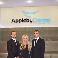 Logo for Appleby Dental Professionals