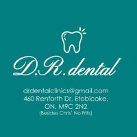 Logo for D.R. Dental
