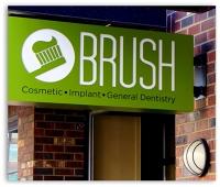 Logo for Brush Dental