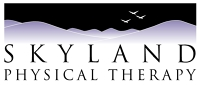 Logo for Skyland Physical Therapy