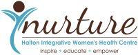 Logo for Nurture, Halton Integrative Women's Health Centre