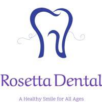 Logo for Rosetta Dental