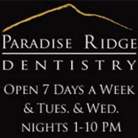 Logo for Paradise Ridge Dentistry