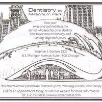 Logo for Dentistry At Millennium Park