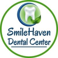 Logo for Smilehaven Dental Center
