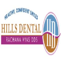 Logo for Hills Dental Group - S. De Anza