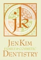 Logo for Jen Kim Dentistry
