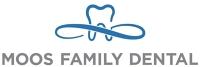 Logo for Moos Family Dental