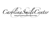 Logo for Carolina Smile Center