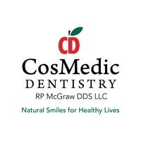 Logo for CosMedic Dentistry