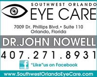 Logo for Southwest Orlando Eye Care