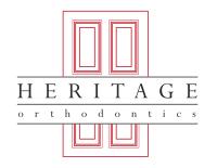 Logo for Heritage Orthondontics