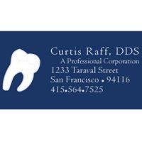 Logo for Curtis Raff DDS