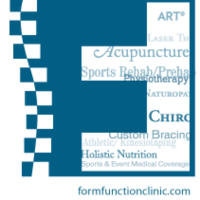 Logo for Form and Function Health Performance Wellness Centre