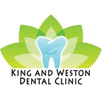 Logo for King and Weston Dental