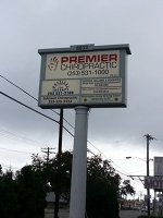 Logo for Premier Chiropractic of Tacoma
