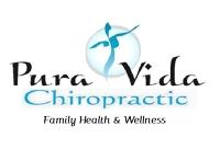 Logo for Pura Vida Chiropractic