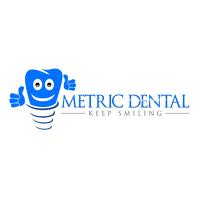 Logo for Metric Dental
