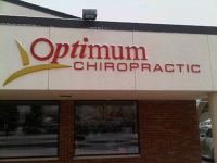Logo for Optimum Chiropractic
