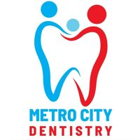 Logo for Metro City Dentistry