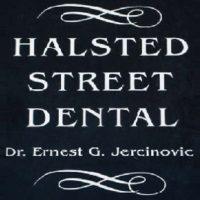Logo for Halsted Street Dental