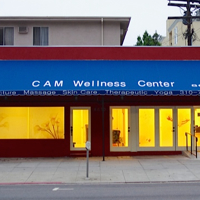 Logo for CAM Wellness Center