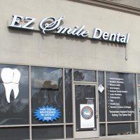 Logo for Ez Smile Dental