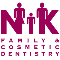 Logo for Nik Family & Cosmetic Dentistry