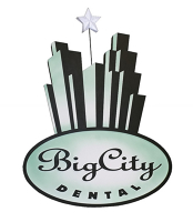 Logo for Big City Dental