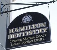 Logo for Hamilton Dentistry