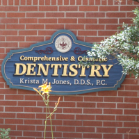 Logo for Dr. Krista M. Jones, DDS