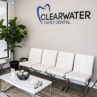 Logo for Clearwater Family Dental