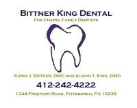 Logo for Karin J. Bittner, DMD and Alison T. King, DMD