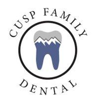 Logo for Cusp Family Dental