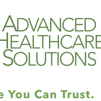 Logo for Advanced Healthcare Solutions