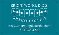 Logo for Eric T. Wong, D.D.S. Orthodontics
