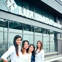 Logo for Lux Dental Group