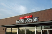 Logo for Emergency Tooth Doctor Vancouver