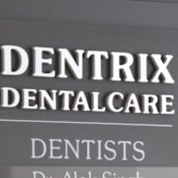 Logo for Dentrix Dental Care