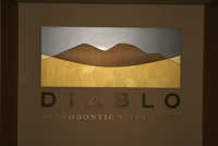 Logo for Diablo Orthodontic Specialists