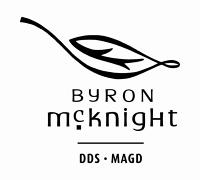 Logo for Dr. Byron McKnight
