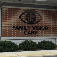 Logo for Family Vision Care