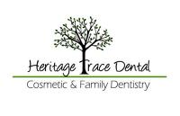 Logo for Heritage Trace Dental
