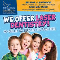 Logo for Shining Stars Kids Dentistry & Orthodontics