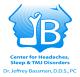 CENTER FOR HEADACHES, SLEEP & TMJ DISORDERS