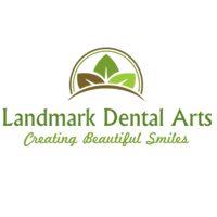 Logo for Landmark Dental Arts