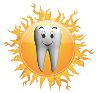Logo for Sunshine Creative Smiles