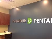 Logo for Glamour Dental
