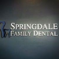 Logo for Springdale Family Dental