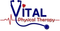 Logo for Vital Physical Therapy